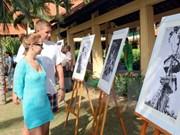 Exponen mejores 100 fotos sobre patrimonios de Vietnam