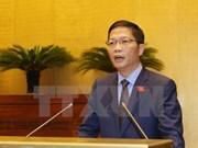 Ministros comparecen ante Parlamento sobre asuntos de interés