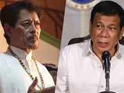 Presidente filipino se reúne con líder de MNLF