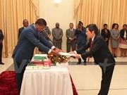 Zambia aspira a ampliar cooperación con Vietnam