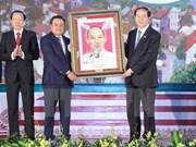 Presidente pide convertir Lang Son en centro de servicios de subregión del Noreste
