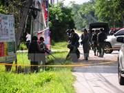 Tailandia refuerza seguridad en Bangkok tras serie de atentados en el sur
