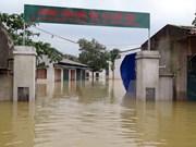 Respaldan vietnamitas en extranjero a compatriotas afectados por inundaciones
