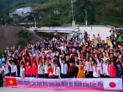 Abre al tránsito puente a favor de pobladores étnicos en provincia vietnamita