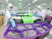 Exportaciones acuícolas vietnamitas disfrutan de beneficio del TLC con UEE