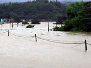 Más provincias en la región central afectadas por inundaciones