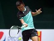 Ly Hoang Nam gana el segundo título en torneo internacional de tenis