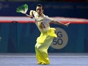 Vietnam gana medallas en la Copa Mundial de wushu
