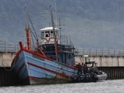 Dos pescadores indonesios secuestrados en mar de Malasia