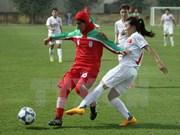Vietnam clasifica a Campeonato asiático sub 19 de fútbol femenino