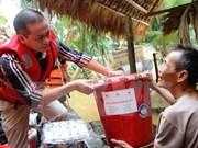 Siguen apoyando vietnamitas en extranjeros a coterráneos afectados por inundaciones