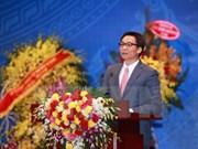 Futuro de Vietnam necesita contribución de físicos, dice vicepremier