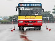 JICA ayuda a provincia survietnamita de Binh Duong a mejorar transporte público