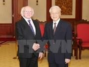 Irlanda aspira a consolidar los lazos con Vietnam