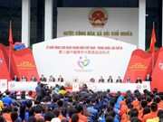 Diversas actividades en marco de III Festival Juvenil Vietnam-China
