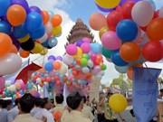 Camboya celebra 63 aniversario de Día de Independencia