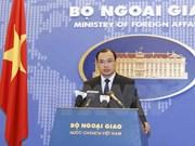 Portavoz de cancillería de Vietnam reafirma nexos con Estados Unidos