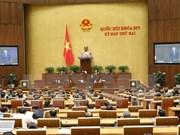 Parlamento de Vietnam aprueba plan quinquenal de inversión pública