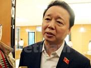 Diputados vietnamitas debaten soluciones para proteger medio ambiente
