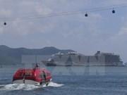 Crucero turístico internacional arribó a provincia de Vietnam