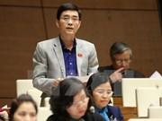 Parlamento vietnamita examina la ley de gestión y utilización de bienes estatales