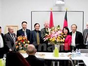 Asociación Alemania-Vietnam impulsa nexos entre los dos países