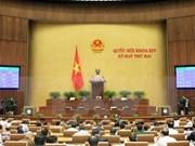 Parlamento de Vietnam aprueba distribución del presupuesto estatal para 2017