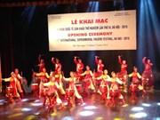 Celebran en Hanoi Festival internacional de escena experimental