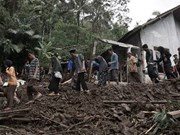 Indonesia: Evacuadas seis mil personas por inundaciones