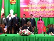 Estados Unidos busca oportunidades de inversión en provincia de Vietnam