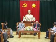Región del suroeste de Vietnam y ciudad estadounidense fomentan cooperación