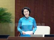 Parlamento vietnamita termina sesiones de interpelación