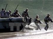 Fuerzas armadas de Filipinas y EE.UU. realizan ejercicios conjuntos