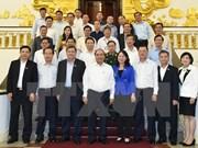 Exhortan a provincia de Vietnam a centrarse en agricultura y turismo