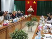 Estudian empresas japonesas ambiente de inversión en provincia de Vietnam