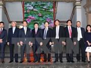 Japón continuará su asistencia a Ciudad Ho Chi Minh