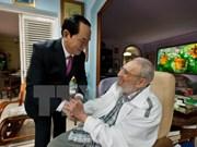Presidente vietnamita confía en perspectivas de nexos con Cuba