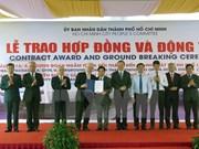 Inversiones millonarias para metro subterráneo en Ciudad Ho Chi Minh