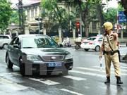 Efectuará en Vietnam Foro de policías de tránsito de ASEAN