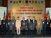 Inauguran en Vietnam primer Foro de Policía de Tránsito de la ASEAN