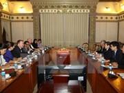 Ciudad Ho Chi Minh y Eurocham forjan cooperación a favor de comunidad empresarial