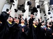 Vietnam, sexto país con más estudiantes en EE.UU.