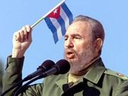 El mundo dio adiós a Fidel Castro