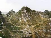 [Fotos] La impresionante montaña Tram