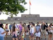 Número de turistas extranjeros a Vietnam supera 10 millones este año