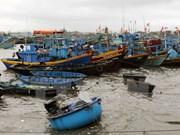 Pescadores decididos a aferrarse al mar