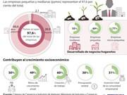 [Infografia] Empresas pequeñas y medianas contribuyen al desarrollo económico