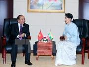 Vietnam felicita a Myanmar por el Día de Independencia