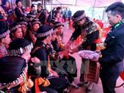 [Fotos] Boda de la minoría étnica Dao en Vietnam