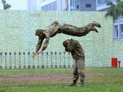 Impresionantes actuaciones del Arma de Misión Especial de Vietnam